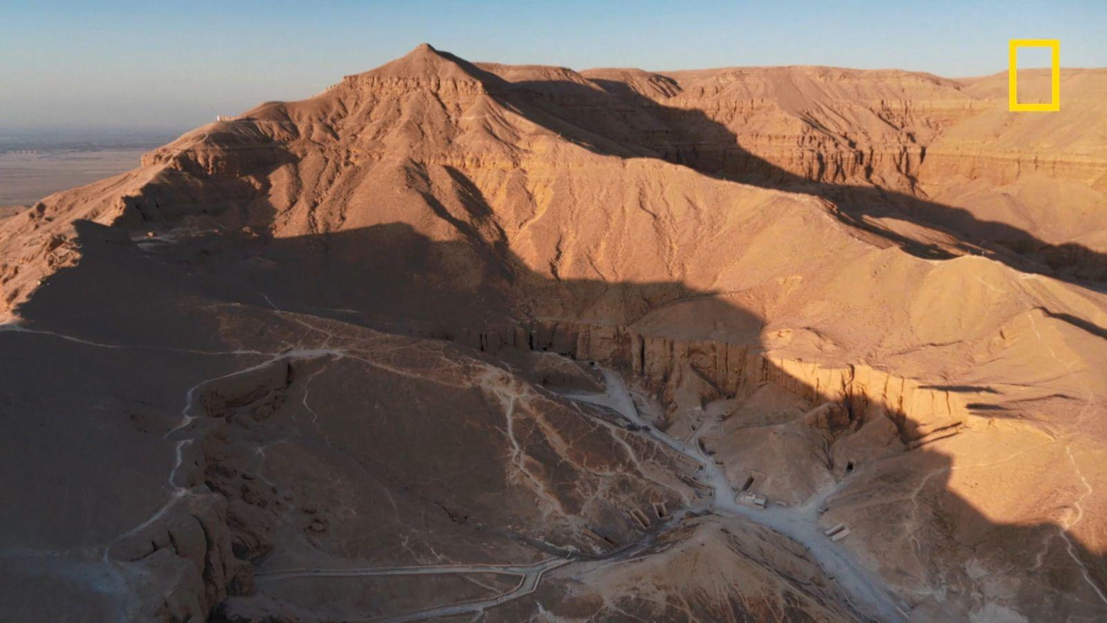 La nécropole secrète des pharaons