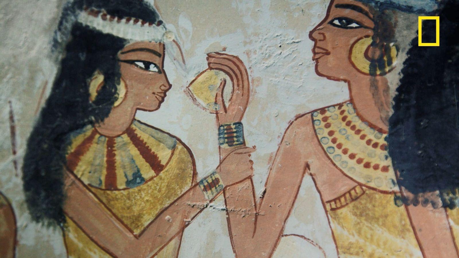 Ce harem datant de l'Égypte antique est plus grand que la Maison-Blanche