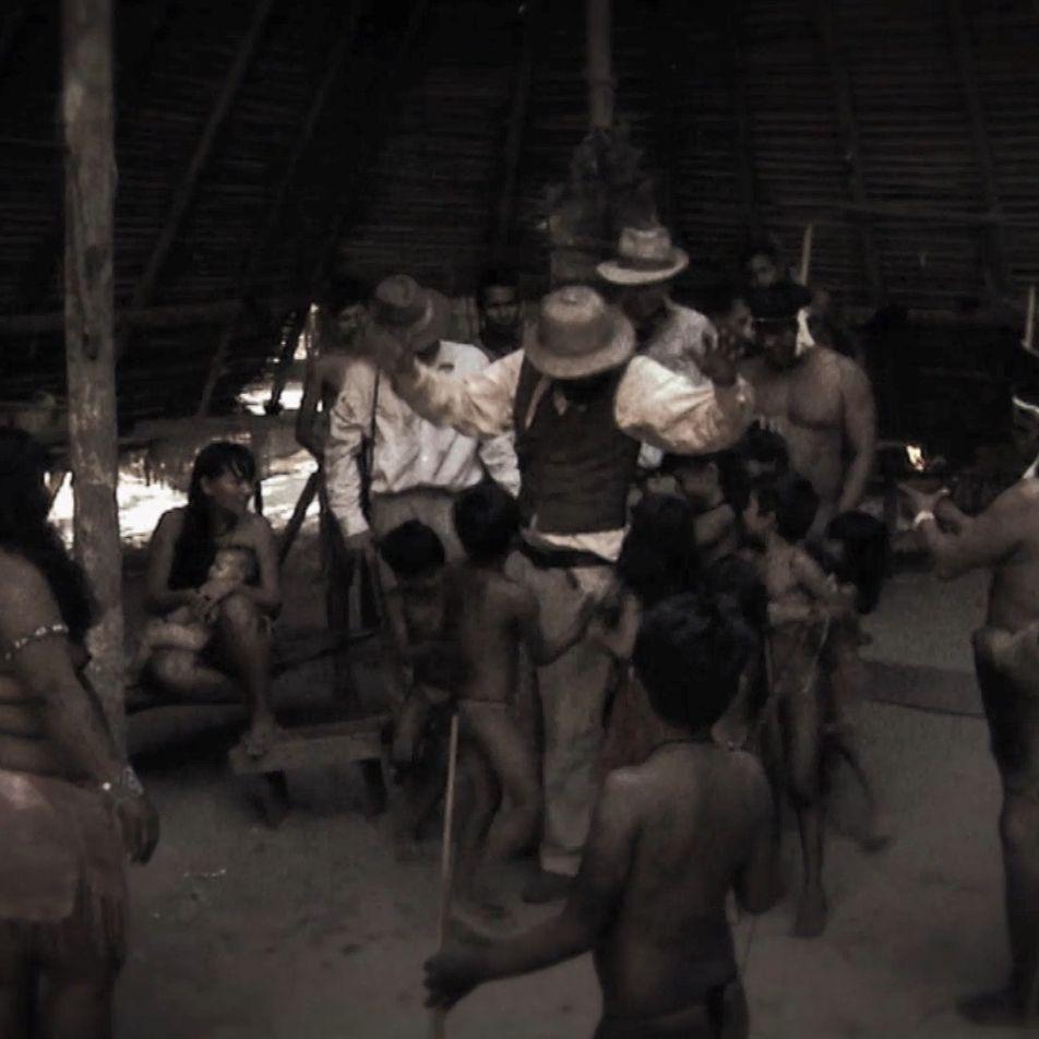 La tribu Kuikuros raconte sa rencontre avec l'explorateurPercy Fawcett