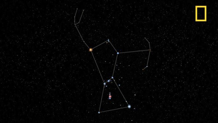 La constellation d'Orion à l'origine d'un site du néolithique primitif ?