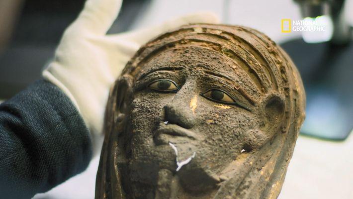 Cette chambre funéraire égyptienne cache bien des trésors