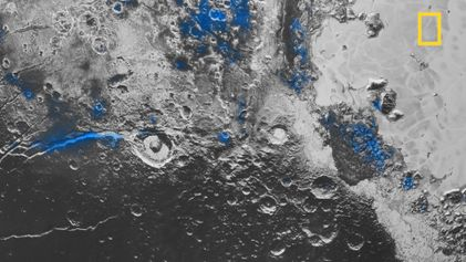 De l'eau à cinq milliards de kilomètres de la Terre ?