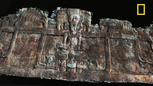 Cette frise antique nous raconte l'histoire de rois aujourd'hui oubliés