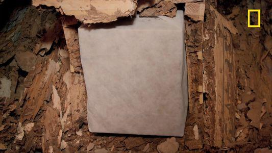 Découverte d'un cercueil datant de 2 000 ans av. J.-C.