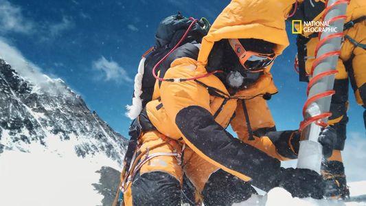 La dangereuse expédition des carottes glaciaires