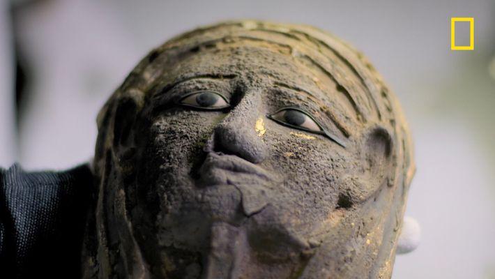 L'argent, deux fois plus précieux que l'or sous l'Égypte antique ?