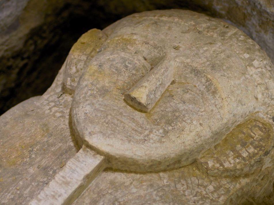 Ce sarcophage égyptien serait-il en réalité celui d'un étranger ?