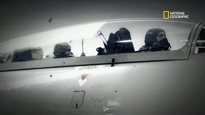 La rencontre entre un ancien capitaine d'aviation et des OVNIs
