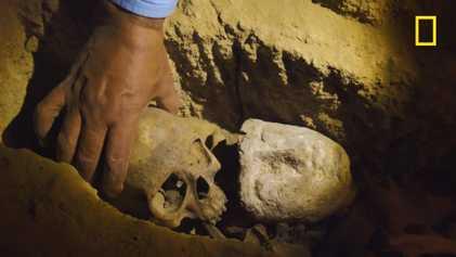 L'énigme de la nécropole dissimulée sous le plateau de Gizeh