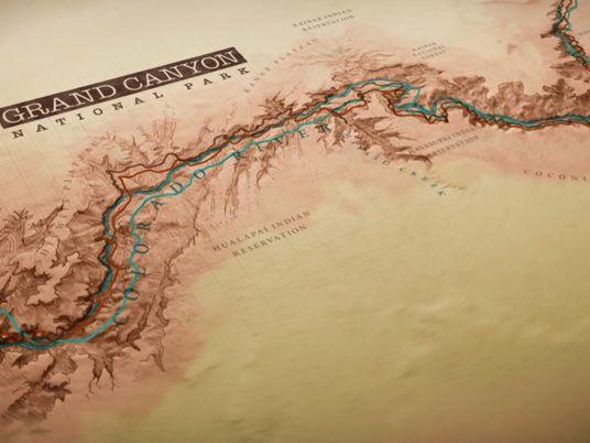 Les chiffres impressionnants du Grand Canyon