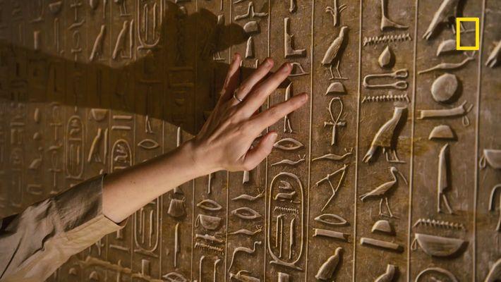 Les pyramides de Gizeh : fabriques de dieux