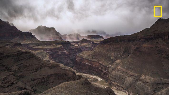 Le Colorado, terre sacrée des Navajos