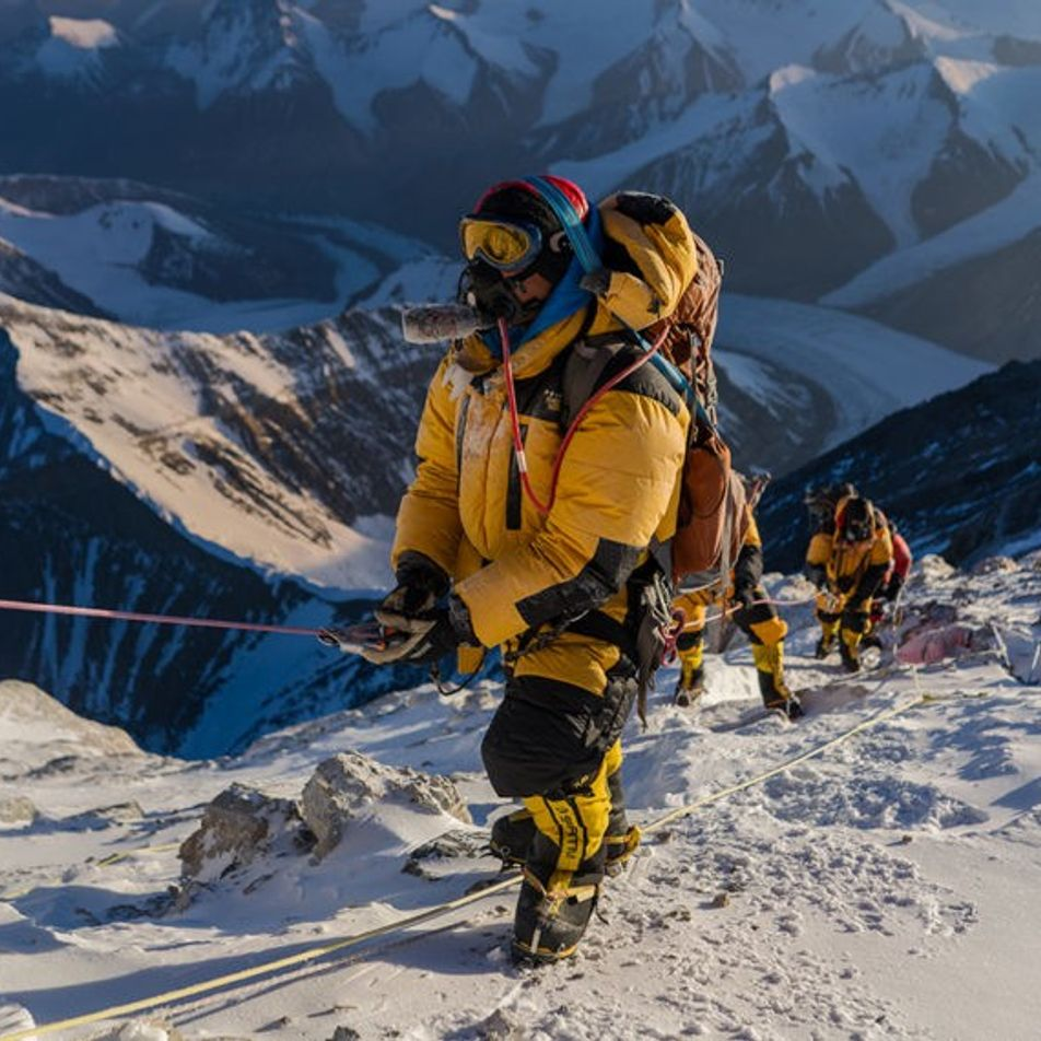Everest : ascension mortelle (vidéo)