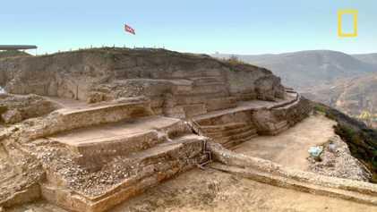 Shimao, une citadelle vieille de 4000 ans au cœur d'un royaume disparu