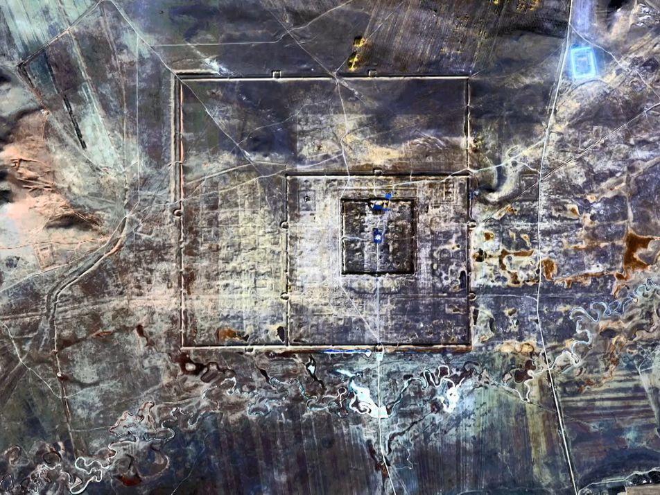 Au nord de la Grande Muraille de Chine, découvrez la cité antique de Xanadu