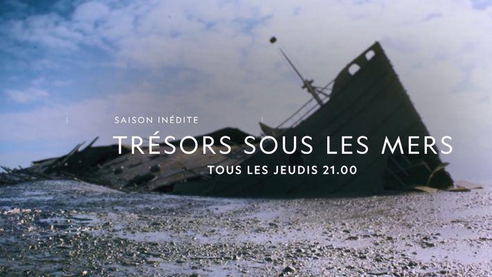Trésors sous les mers | Bande annonce