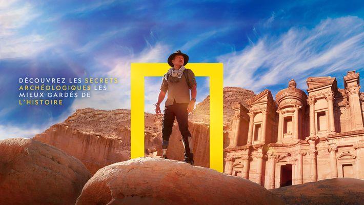 Rejoignez l'aventure sur la chaîne National Geographic