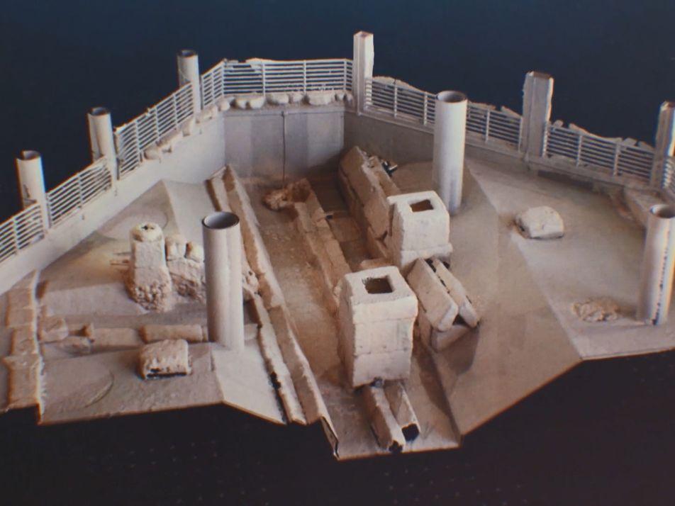 Voyage au cœur du squelette du monde romain