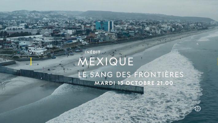 Mexique, le sang des frontières | Bande annonce