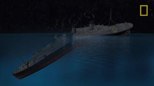 Comment le Titanic a-t-il vraiment coulé ?