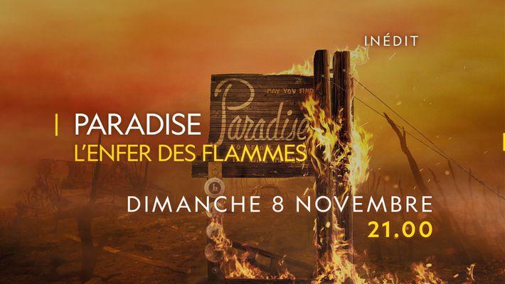 Paradise : l'enfer des flammes | Bande annonce