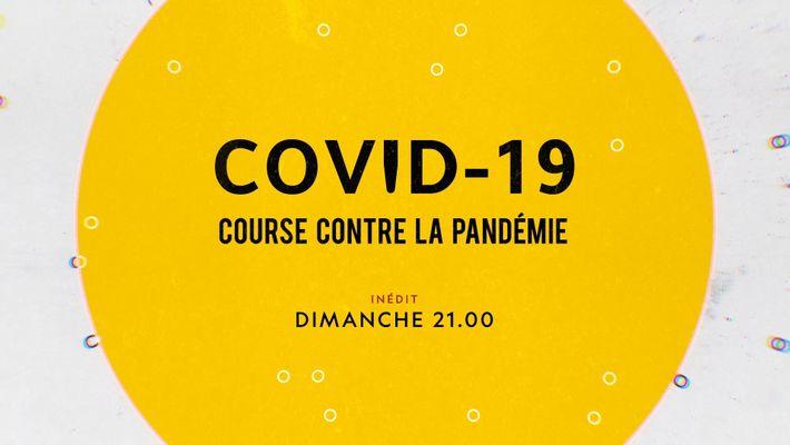 COVID-19 : Course contre la pandémie | Bande annonce