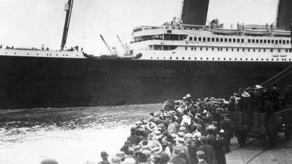 Le RMS Titanic : la plus grande structure jamais construire par l'Homme de l'époque