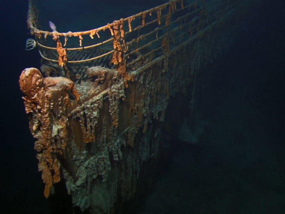 Qu'auriez-vous ressenti si vous aviez découvert l'épave du Titanic ?