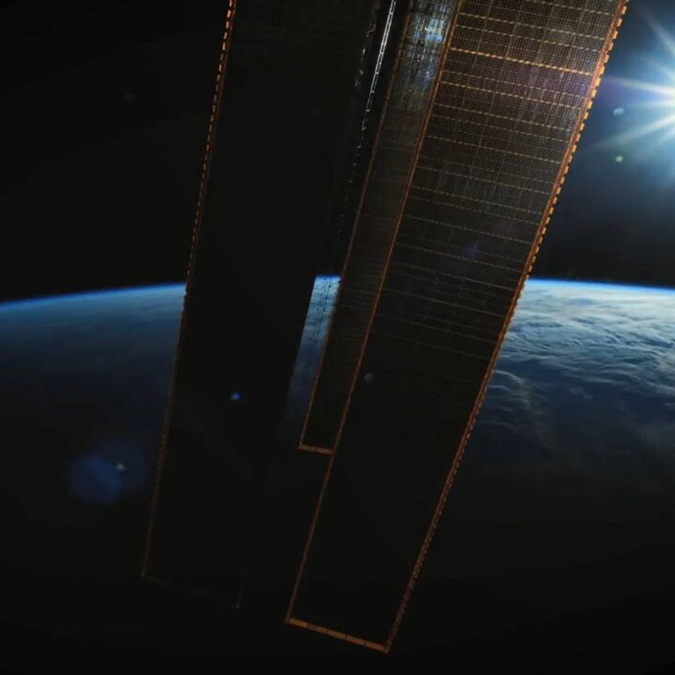 Les étoiles filantes vues depuis la Station spatiale internationale