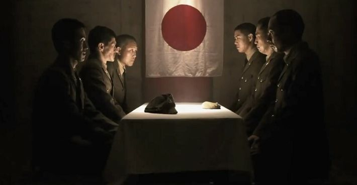 La naissance des Kamikazes japonais