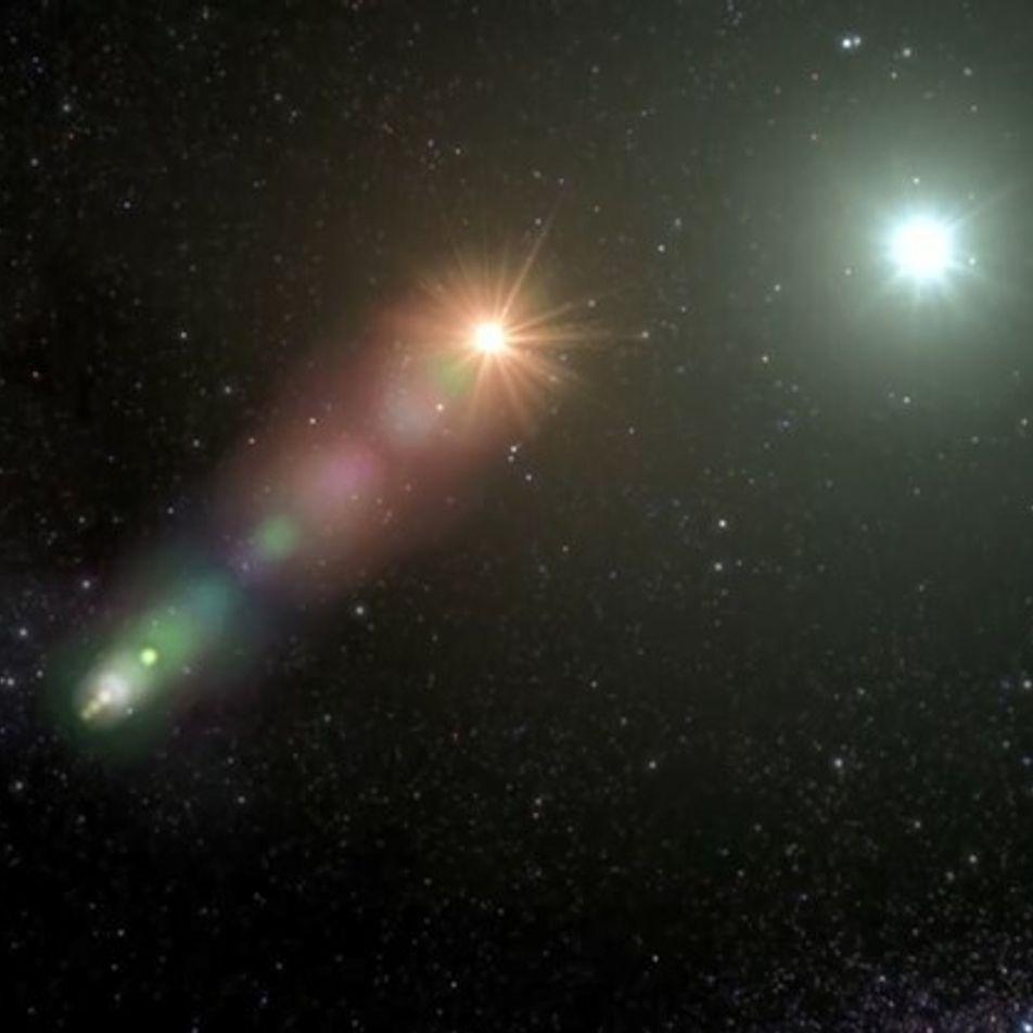 À quelle vitesse la lumière se déplace-t-elle dans l'univers ?