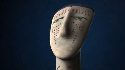 Archéologie : le mystère des figurines des Cyclades