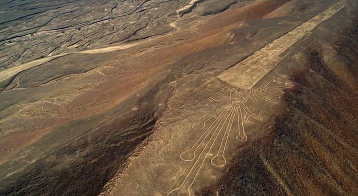 Comment les lignes de Nazca ont failli disparaître