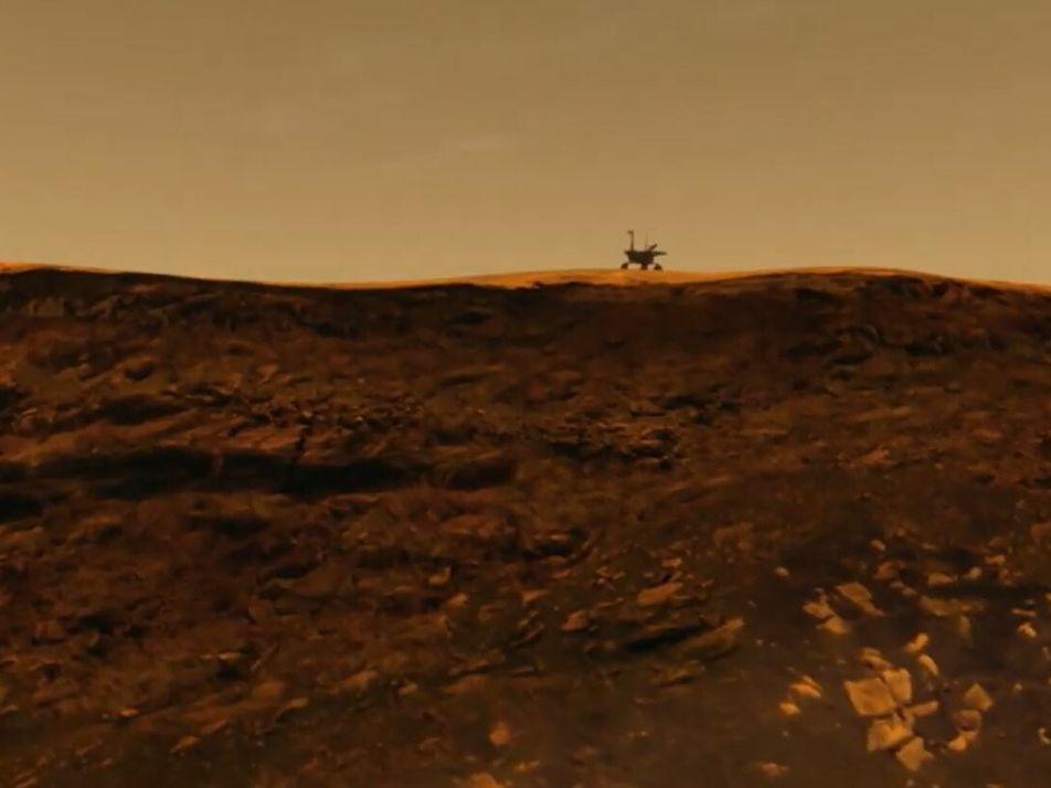 Victoria, le cratère qui raconte l'histoire de la planète rouge