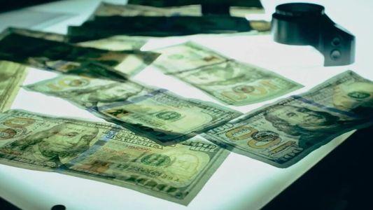 Le dollar américain, monnaie la plus contrefaite au monde