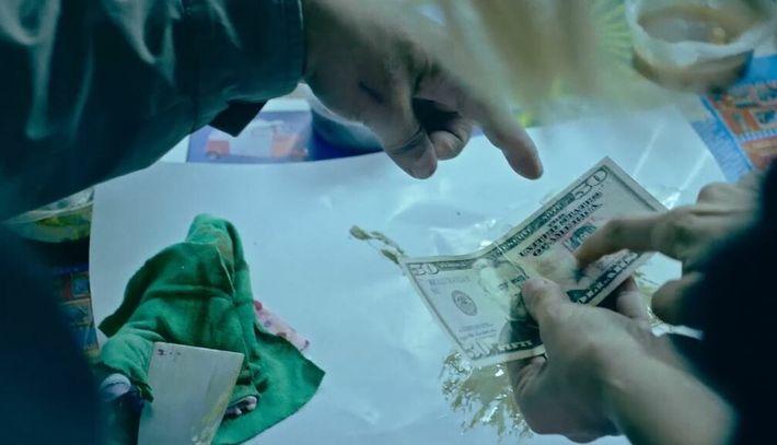 Cette imprimerie produit des faux billets américains