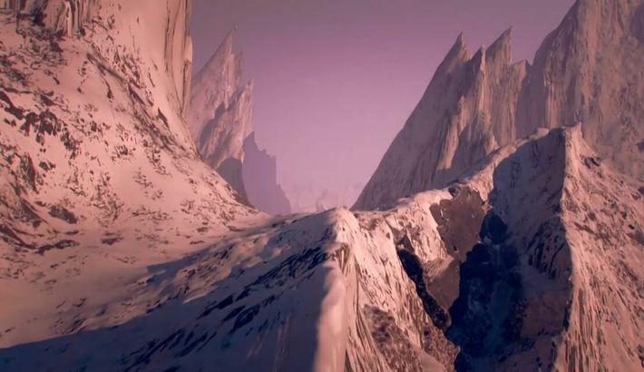 Triton, station de ski éternelle ?