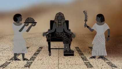 Qu'a apporté la reine pharaon Hatchepsout à l'Égypte ?
