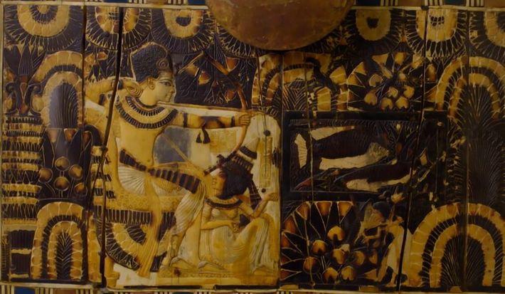 Toutânkhamon, le pharaon infirme ?