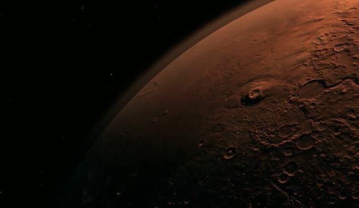 Le vent, ennemi n°1 pour atterrir sur Mars