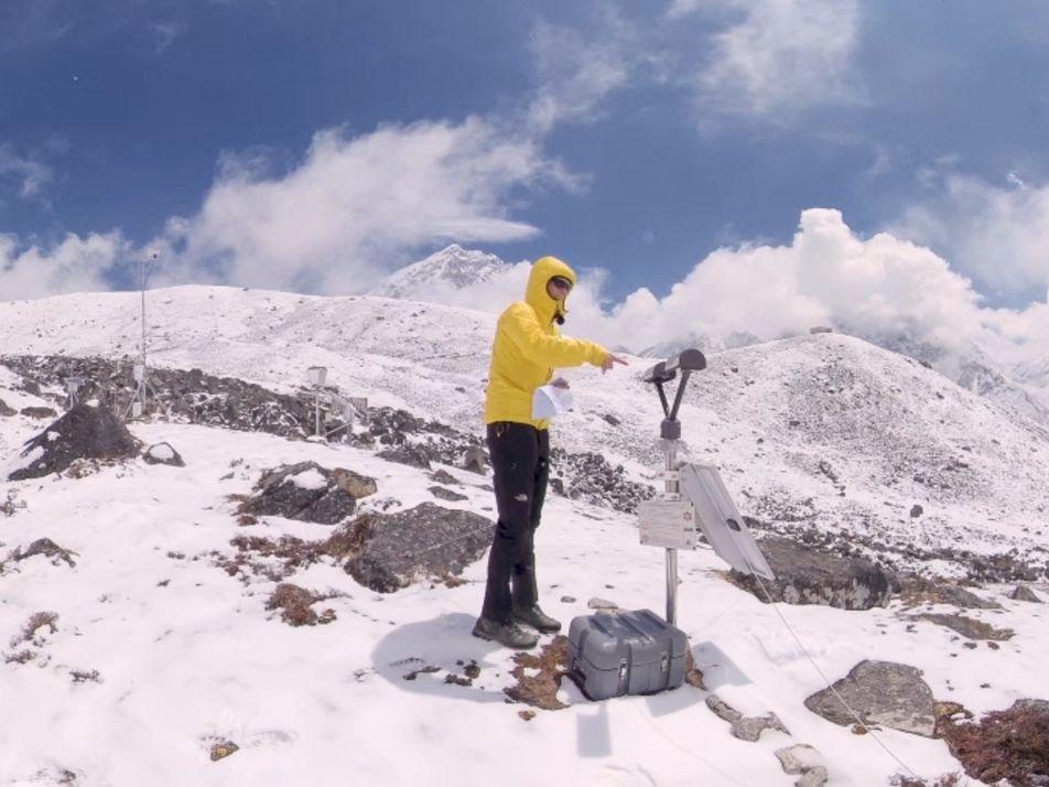 L'Everest, un véritable laboratoire vivant pour ces scientifiques