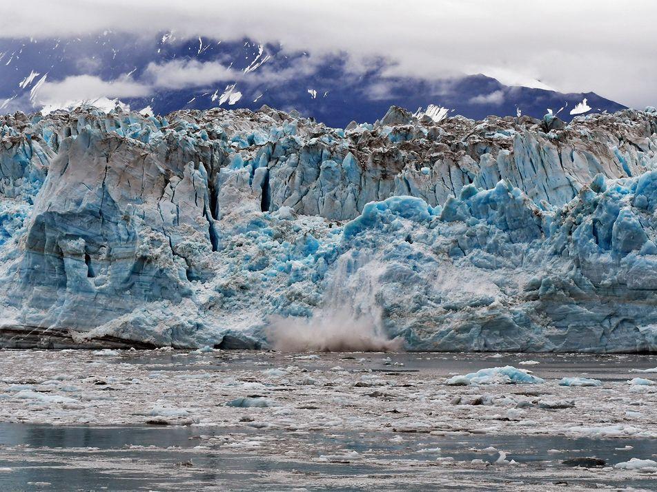 En Alaska, les glaciers fondent 100 fois plus vite que prévu