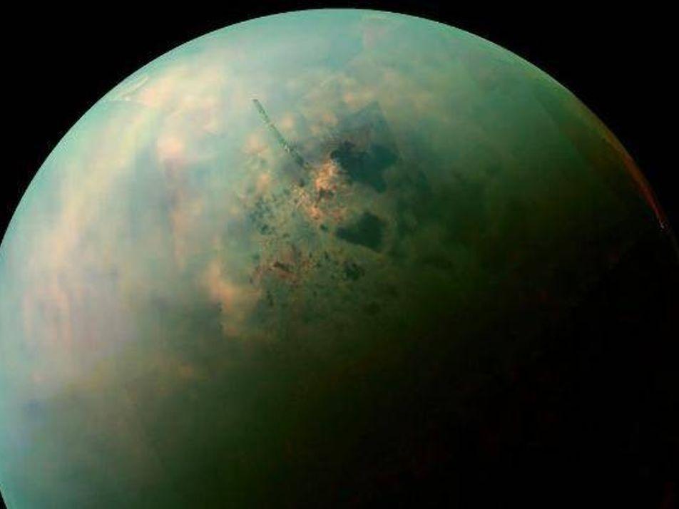 La vie sur Titan serait vraiment très étrange