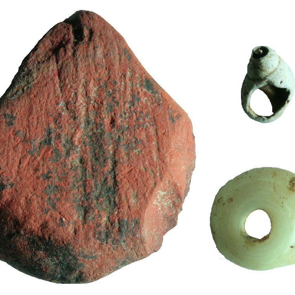 Il y a 48 000 ans, l'Homme a survécu grâce à ces outils