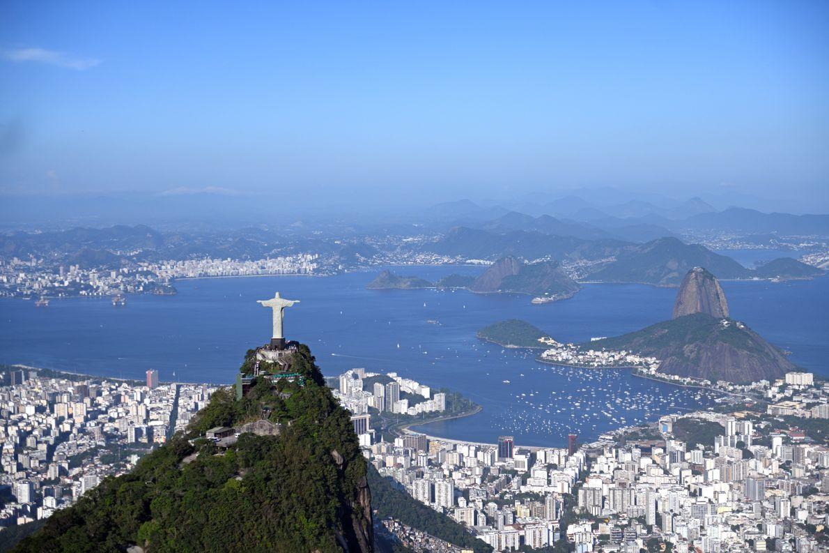 Le tour du monde en 9 merveilles : le Brésil