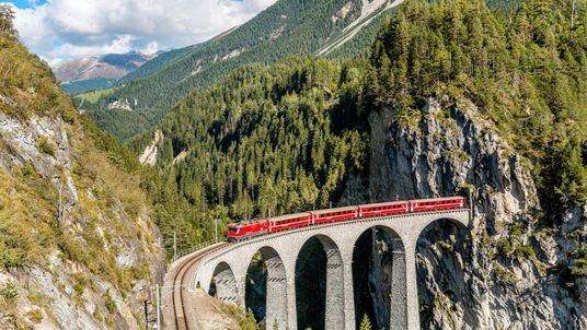 Les 16 plus beaux voyages en train du monde