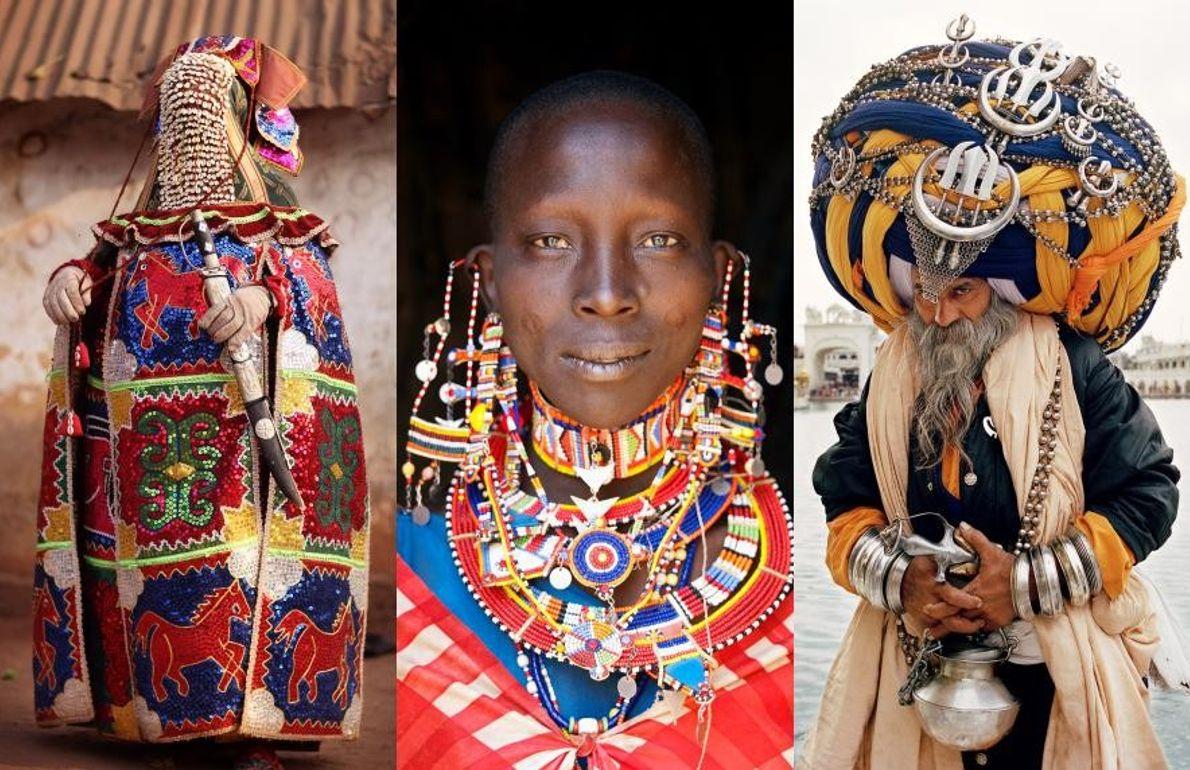 La plupart des modes à travers le monde ne sont pas issues de tendances.