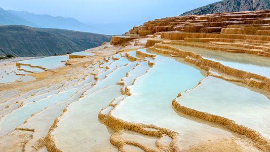 Les plus beaux paysages d'Iran