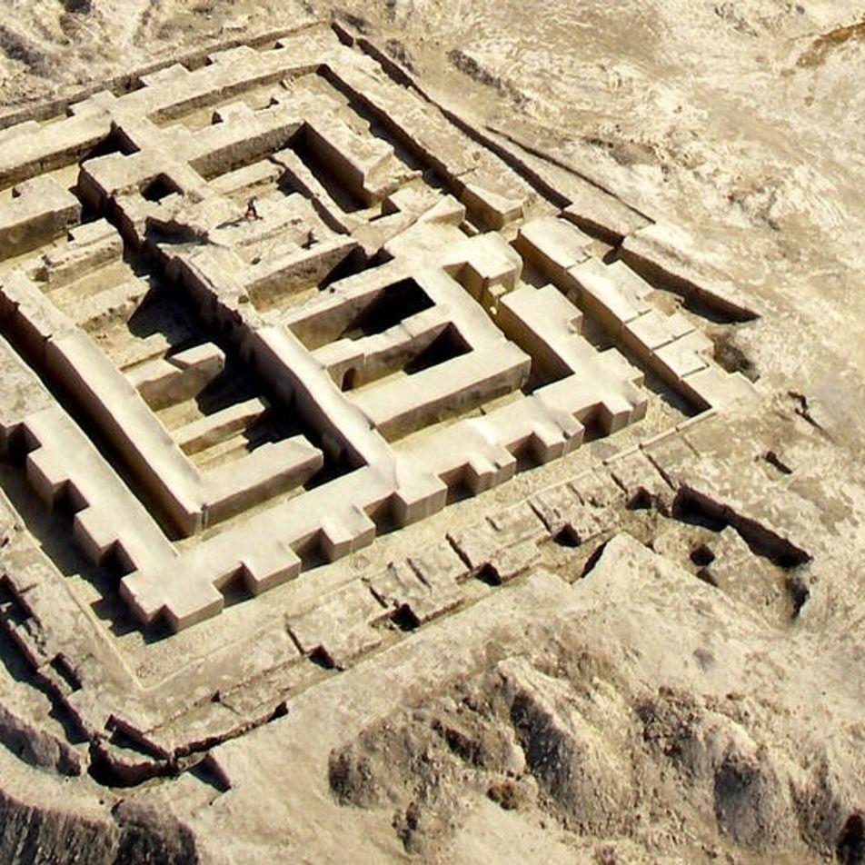 Redécouverte de la cité d'Ulug Dépé, joyau de l'Asie centrale