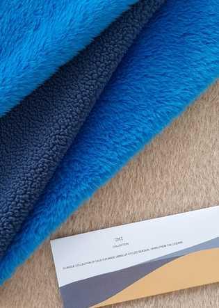 UMI, nouvelle matière faite avec la fibre seaqual® issue du nettoyage des océans